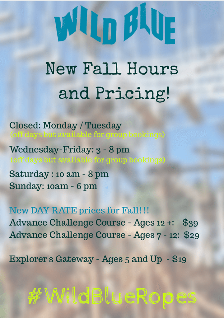WBR New Hours