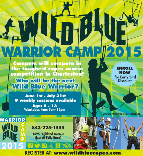 Wild Blue Ropes Summer Camp