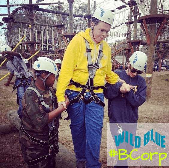 Wild Blue Ropes B-Corp
