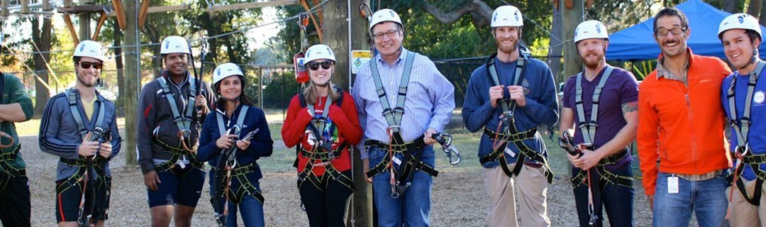 2019 Thanksgiving Weekend Adventures at Wild Blue Ropes