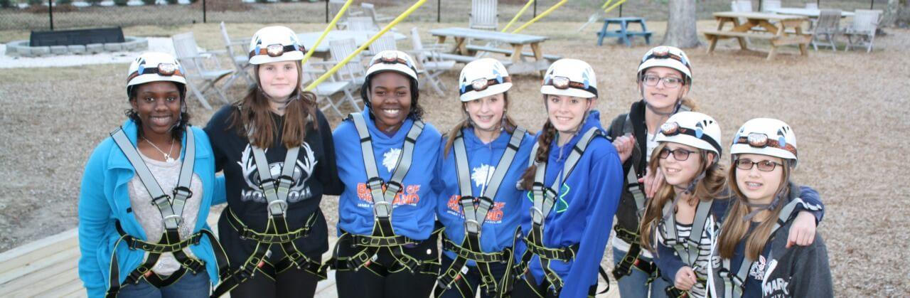 After School Outdoor Adventure Program Wild Blue Ropes