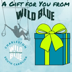 Buy a Wild Blue Ropes Gift Card