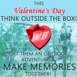 Think Outside The Box With a Wild Blue Ropes Gift Pass
