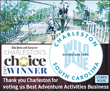 Wild Blue Ropes Charleston Choice Winner