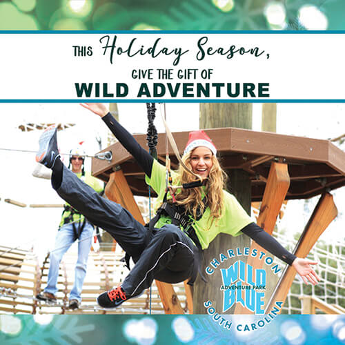 Wild Blue Ropes Gift Cards