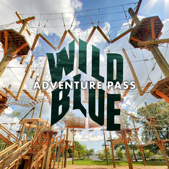 wild blue adventure pass