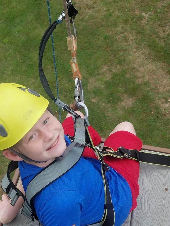 wild blue ropes summer camps