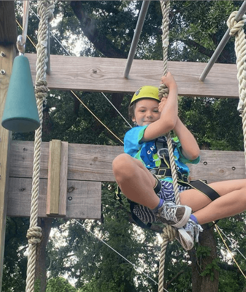 After School Adventures at Wild Blue Ropes