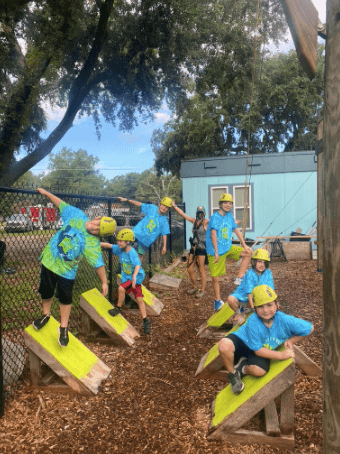 Active Outdoor Adventure Programs in Charleston SC
